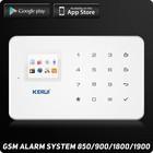 KERUI SYSTEM ALARMOWY GSM PIR DRZWI OKNA DYM SYREN (3)