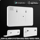 KERUI SYSTEM ALARMOWY GSM PIR DRZWI OKNA DYM SYREN (5)