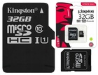 KINGSTON KARTA 32 GB CLASS 10 UHS SZYBKA KLASA 10 (1)