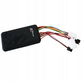 LOKALIZATOR GPS GSM AUTO ODCIĘCIE PALIWA ŚLEDZENIE