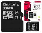 KINGSTONE KARTA UHS 32 GB CLASS 10 DO KAMER GOPRO (3)
