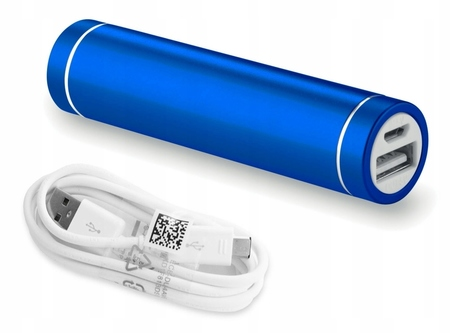 PowerBank DO KAMER SZPIEGOWSKICH 2200mAh KABEL USB (1)