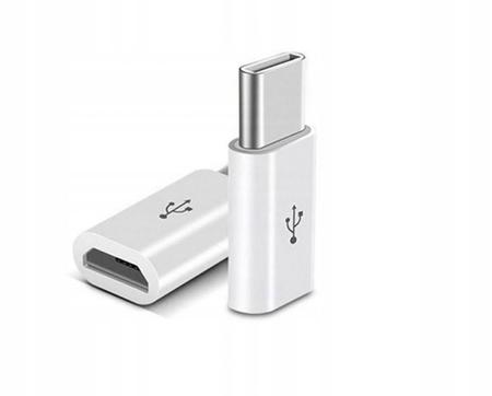 TYP C PRZEJŚCIÓWKA ADAPTER MICRO USB do USB-C 3.1 (1)