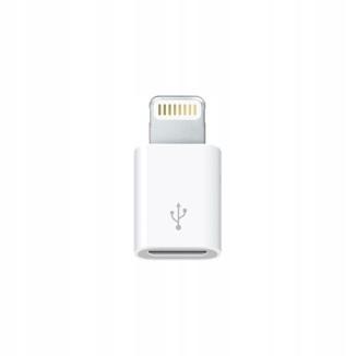 APPLE adapter LIGHTNING - micro USB do iPHONE iPAD (1)