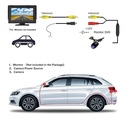 KAMERA COFANIA 170*Auto Parking kamera łatwy SETUP (4)