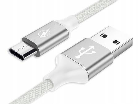 2 METRY długi Kabel USB typu C QUICK FAST CHARGE ! (1)